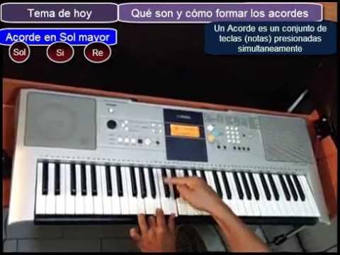 como-aprender-a-tocar--teclado-facil---de-una-vez-por-todas---para-principiantes---lección-#-2