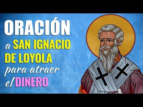 🙏 Oración a San Ignacio de Loyola para ATRAER DINERO en Abundancia 💰