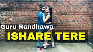 ISHARE Tere Guru Randhawa Song | Dance Choreography | Dhvani Bhanushali | Alok Kacher ft Garima