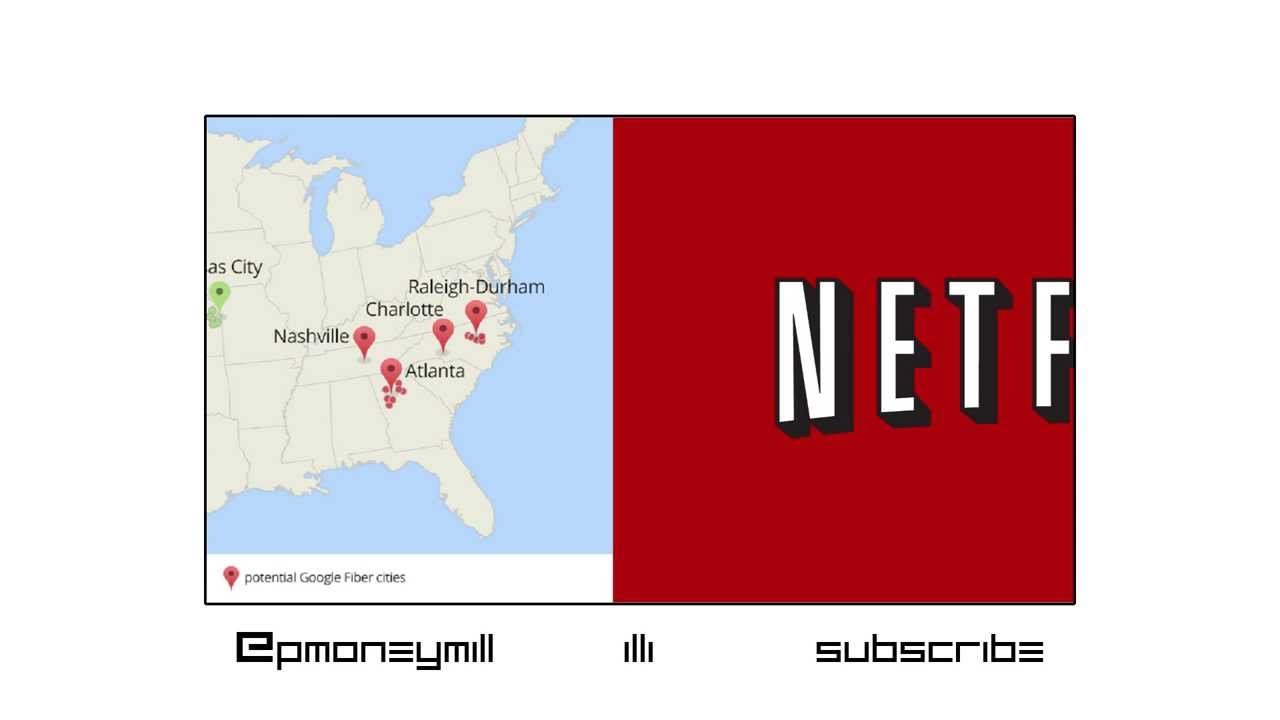 google fiber nashville map