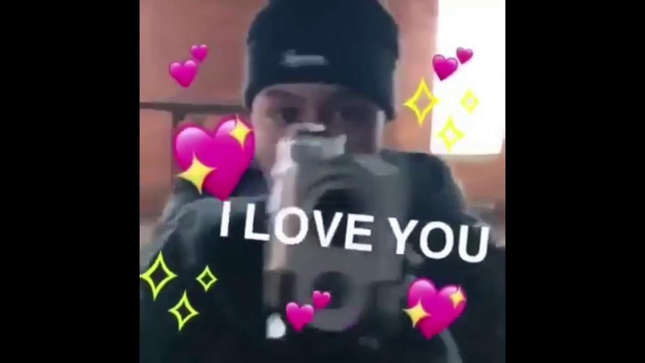 I Love You Gun Meme But It S Bts Fake Love Youtube