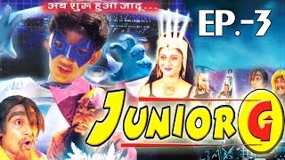 Junior G 3[Hindi] | A Wonder Kid with Magical Powers |Superhero Adventure