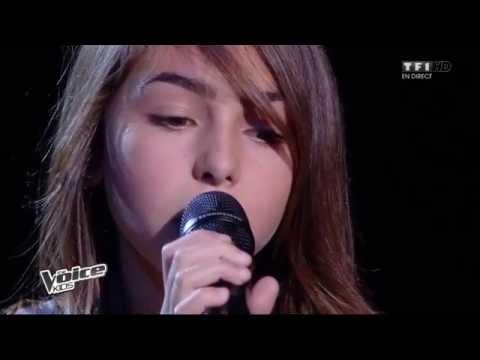 The Voice Kids France - Carla - Vole, de Céline Dion (Finale) 2014 HD