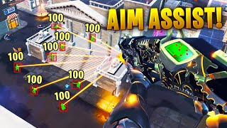 AIM ASSIST Is New AIMBOT!! - Fortnite Funny WTF Fails and Daily Best Moments Ep. 1377