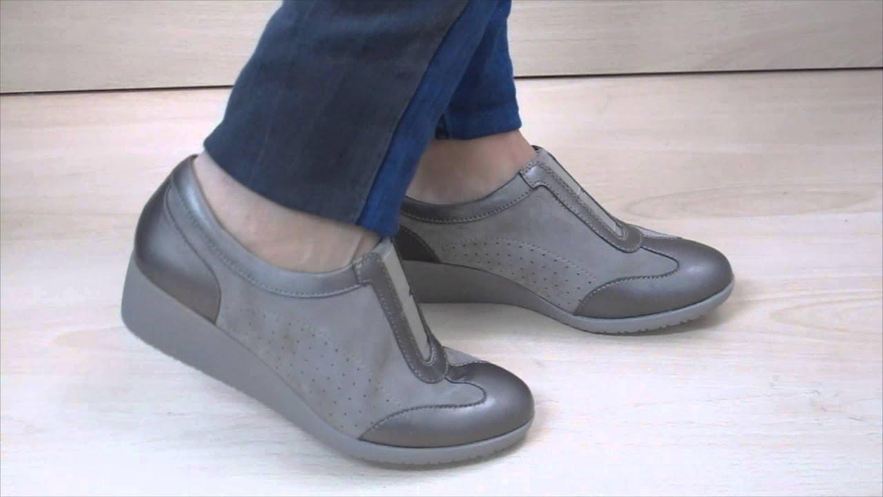 Zapato Clarks Petula Viola taupe en Dino Dino en Zapatos YouTube e9b353