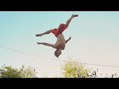 Parkour and Freerunning 2017 - Run and Jump