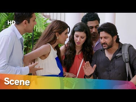 Arshad Warsi Funniest Scene From Mr Joe B Carvalho - Geeta Basra - Superhit Hindi Comedy Movie