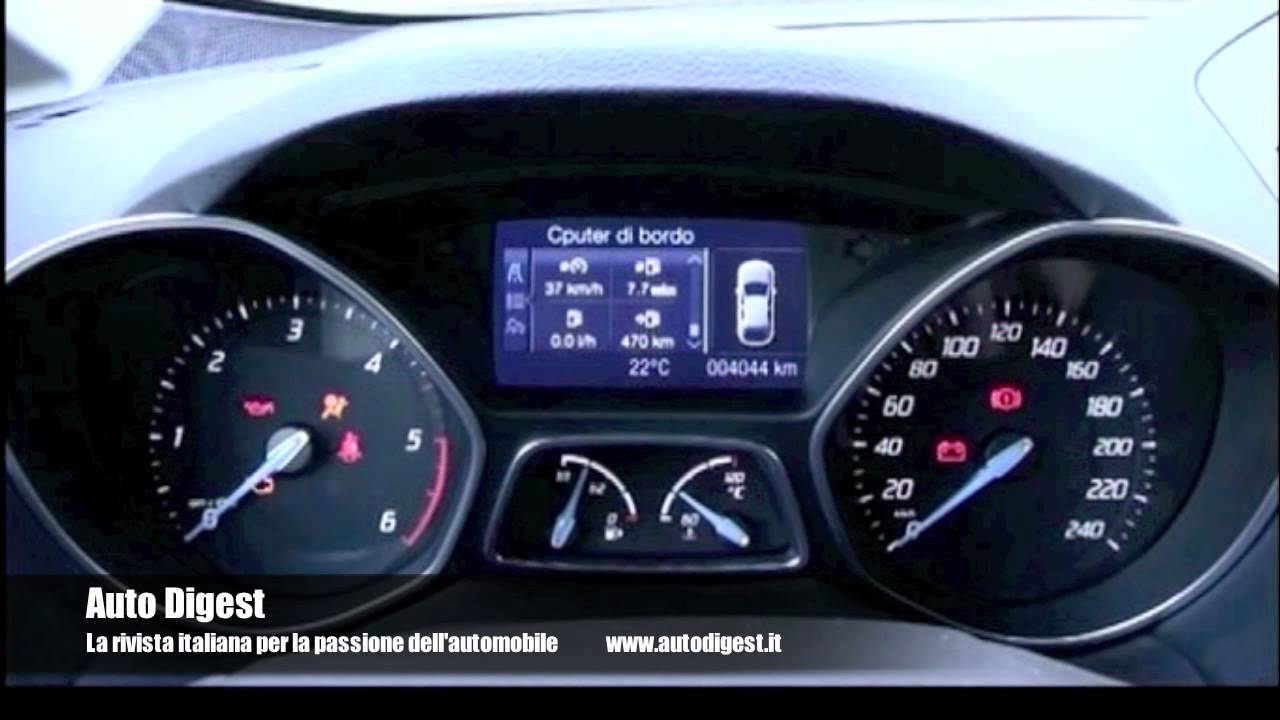 ford c max 1 6 tdci test drive youtube. Black Bedroom Furniture Sets. Home Design Ideas