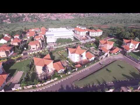 GALAXY INTERNATIONAL SCHOOL UGANDA AIR-VIEW