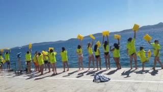 Millenium jump Zadar 2016