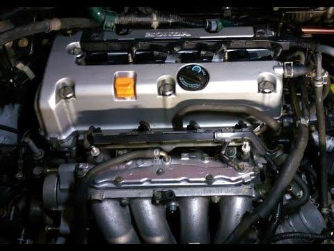 Honda Element K24A Swap - First Crank