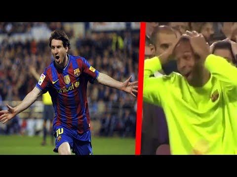Top 10 des Plus Beaux Buts de Messi !