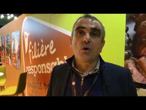 Christophe Brossault, Responsable du développement des filières responsables d'Auchan Retail France