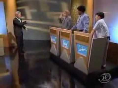 Mad TV Jeopardy