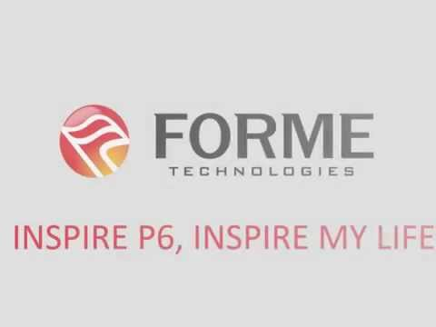 FORME mobile INSPIRE P6-Best Quad Core Android phone