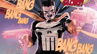 Sorcerer Extreme! (Doctor Strange/Punisher vs Hulk, Wolverine, Spider-Man & Ghost Rider)