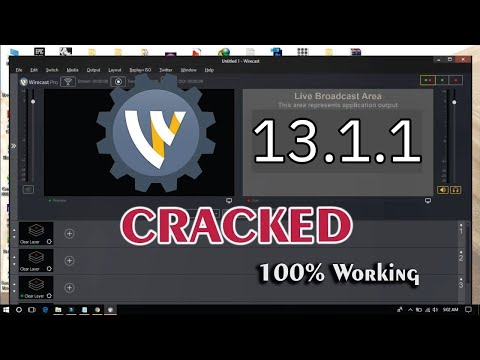 Wirecast 10.1.0 full Cracked Patched 100% working