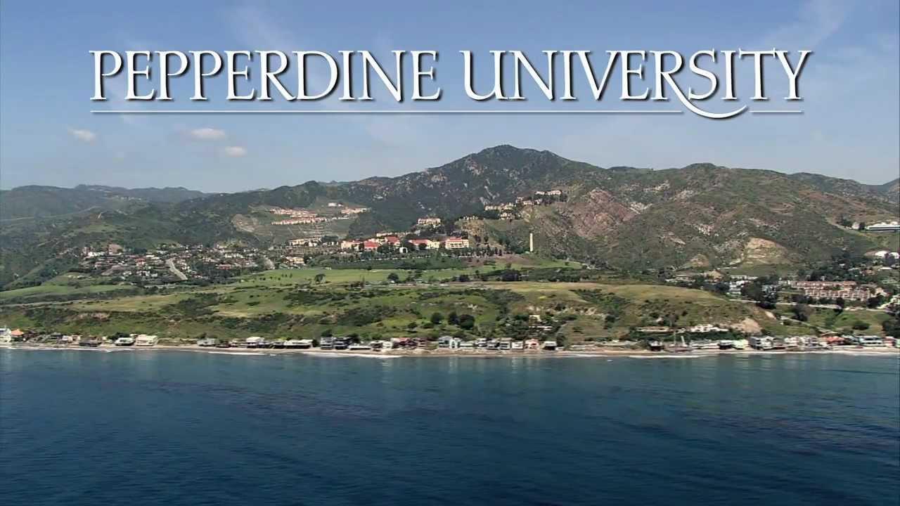 Aerial Tour of Pepperdine University and Malibu - YouTube