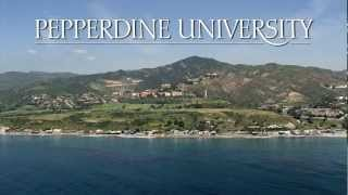 Aerial Tour of Pepperdine University and Malibu