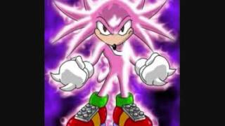 transformation shadow,silver,tails,amy et knuckles