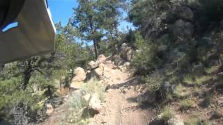 4 Trials Bikes & a Dual Sport with Frank and Friends Trail 1425 4 Mile ORV Park Colorado