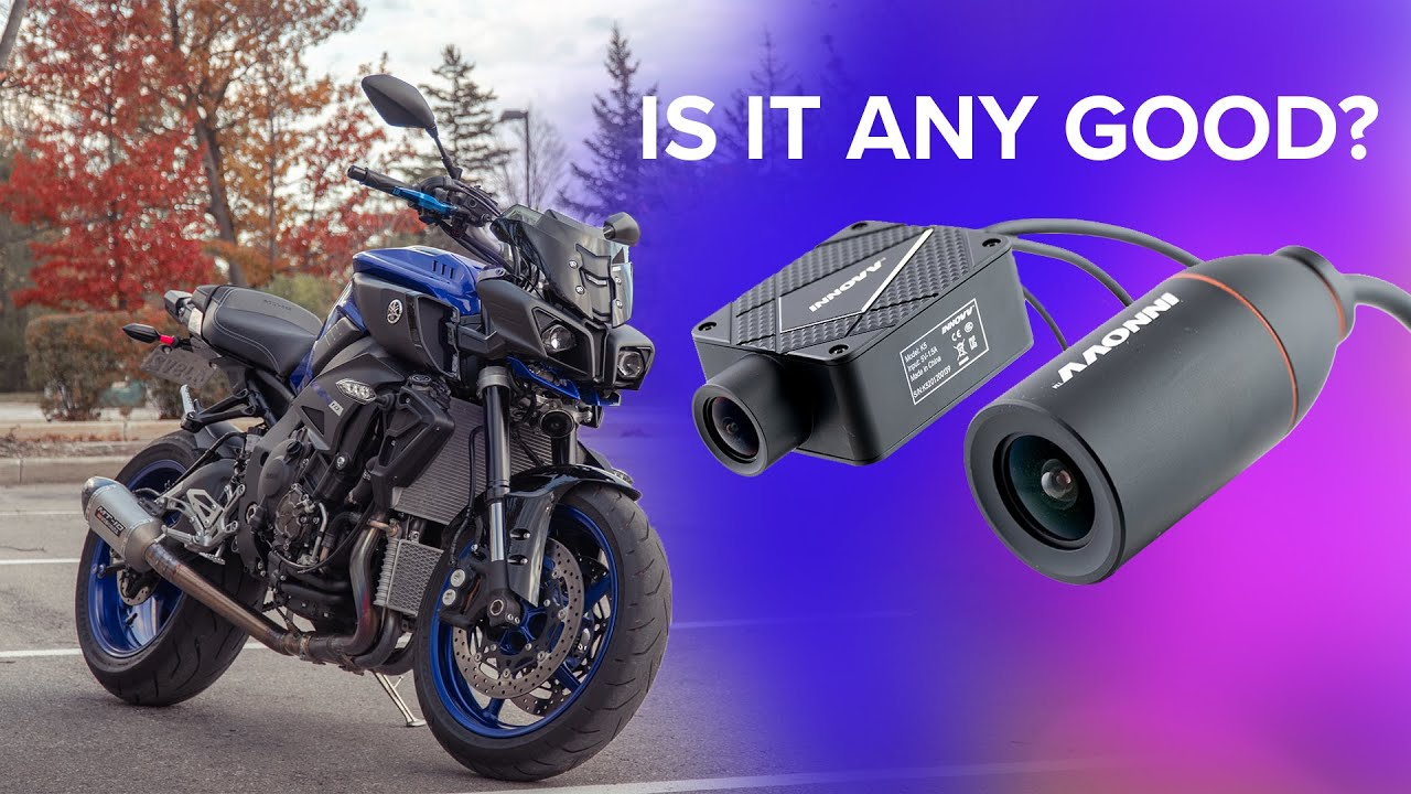 INNOVV K5 Motorcycle Dash Cam Any Good? || Test & Review
