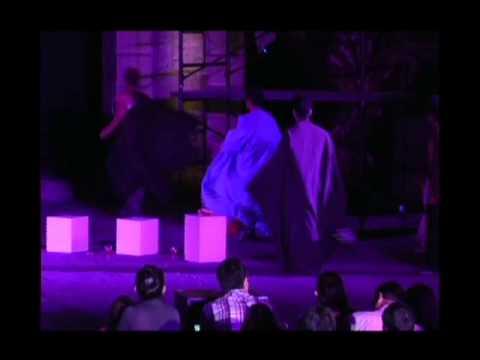 Jesucristo Superestrella plaza valladolid Morelia 2013