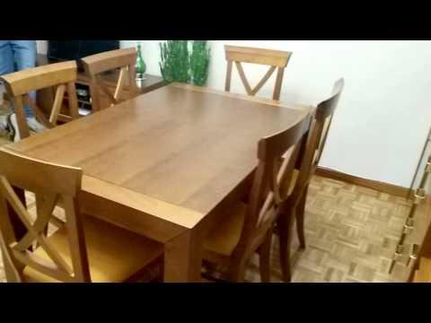 Mesa de comedor para salones modernos | tudecora.com