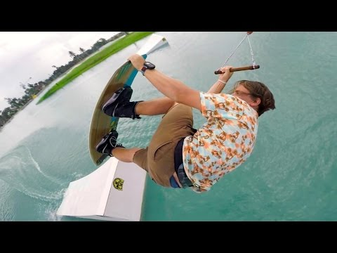 GoPro Awards – Wakeboard video Cable Park Philippines with Chris Rogers