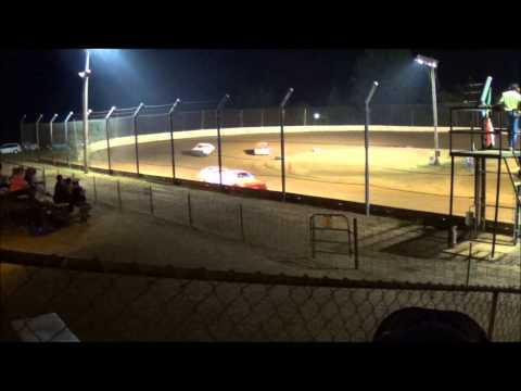 Doe Run Raceway Mini Stock Feature 9-6-13