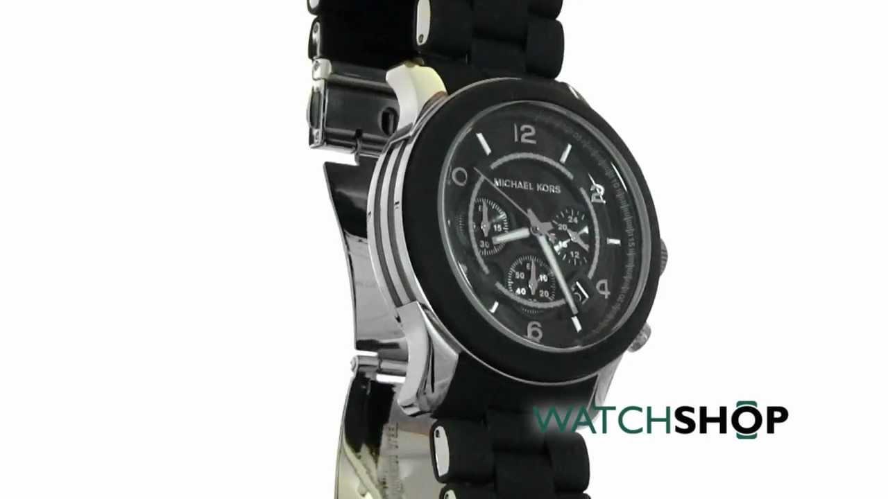 Men's Michael Kors Chronograph Watch (MK8107)
