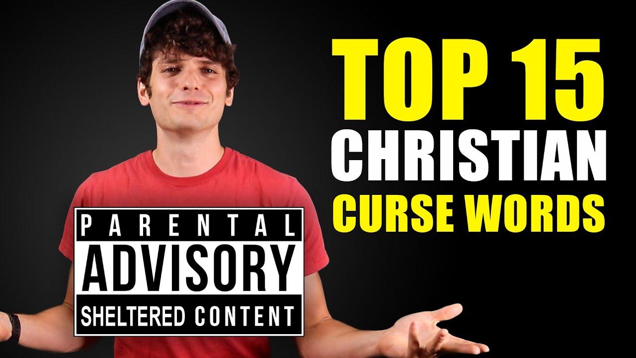 The Top 15 Christian Curse Words