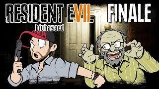 Hi Grandma | TFS Plays Resident Evil 7 FINALE- TFS Gaming