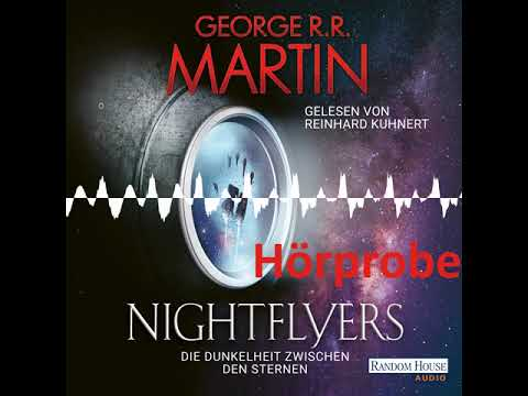 Nightflyers YouTube Hörbuch Trailer auf Deutsch