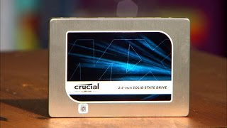 The Crucial MX200 SSD is packed with great features