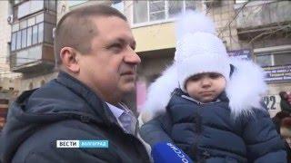 В Волгограде вспоминают жертв теракта в троллейбусе