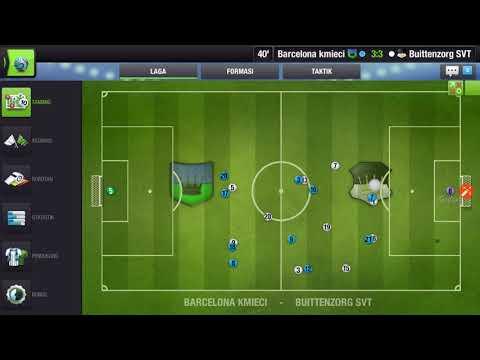 Top Eleven Formation 4 4 2 vs 4 1 2 1 2