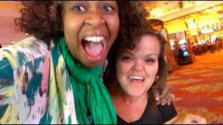 GloZell Goes to Vegas with Christy from Little Women LA - GloZell xoxo