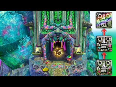 Temple Run 2 - New Map Holi Festival