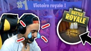 FORTNITE MOMENTS MARRANTS & WTF (Français - Battle Royale)