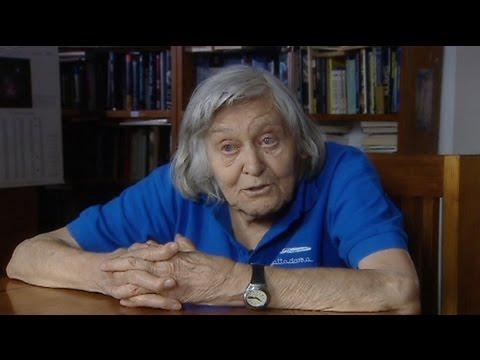 euronews science - L'astrophysicienne Margherita Hack démonte les supersitions liées à la lune