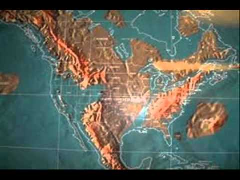 FUTURE MAP OF the UNITED STATES - YouTube