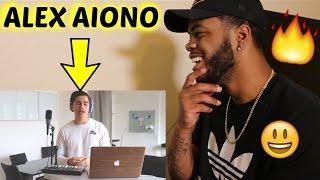 Passionfruit & Loyalty by Drake & Kendrick Lamar ft. Rihanna   Alex Aiono Mashup REACTION!!