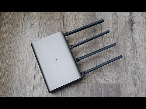 Обзор роутера Xiaomi Mi Router Pro (R3P)