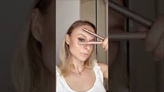 Кремовые тени в стике быстрый и стойкий макияж глаз на лето Milucca 404 405 eyeshadow stick
