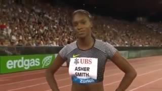Elaine Thompson vs Allyson Felix (200m) part 2