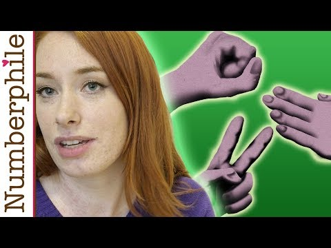 Winning at Rock Paper Scissors - Numberphile
