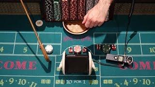 [asmr] Binaural Craps Table Sounds