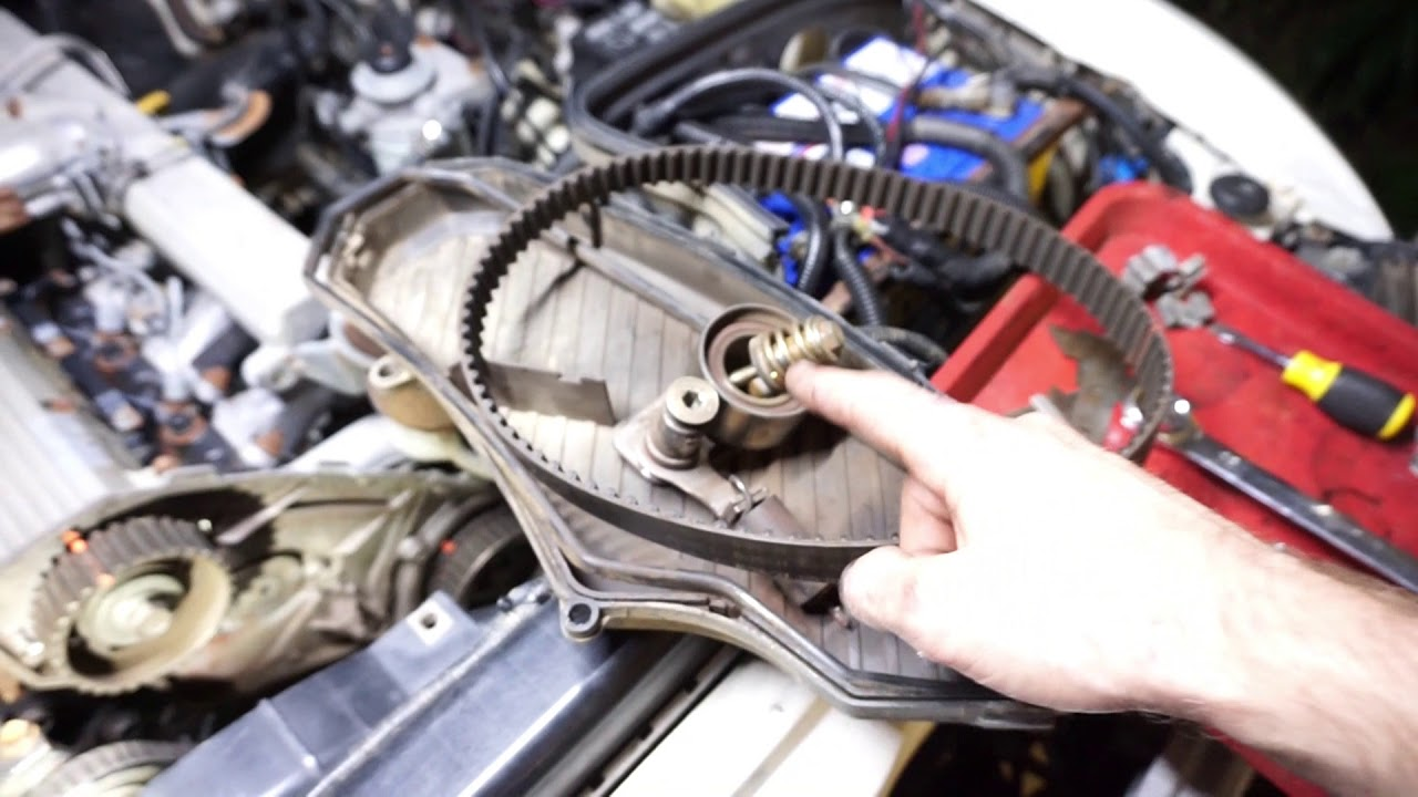 How to replace a Timing Belt on Toyota LandCruiser 1HZ & 1HD-T Engines