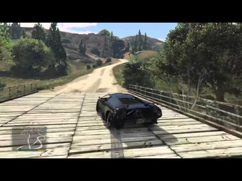 GTA V on PlayStation 4: The Best Driver